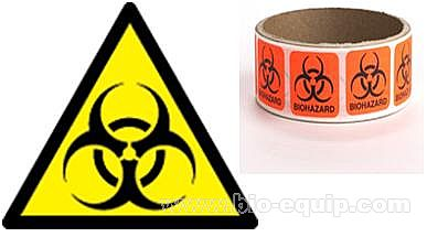 生物安全标签