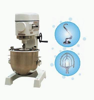 中国生物器材网--食品搅拌机(和面机)--性能参数