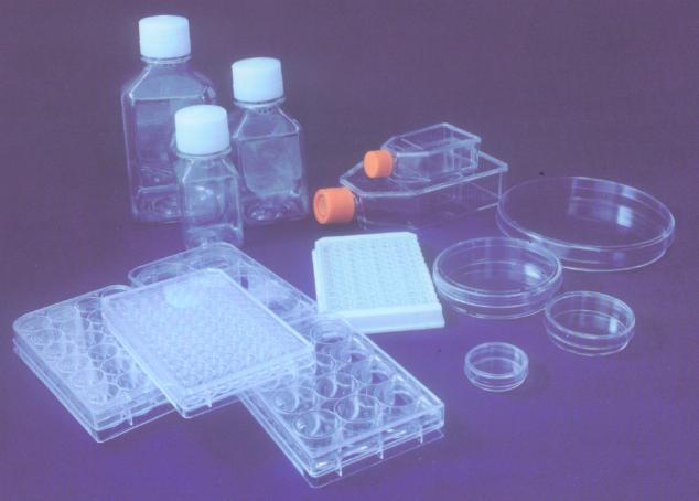 中国生物器材网--生产高贴壁性组织细胞培养板/皿