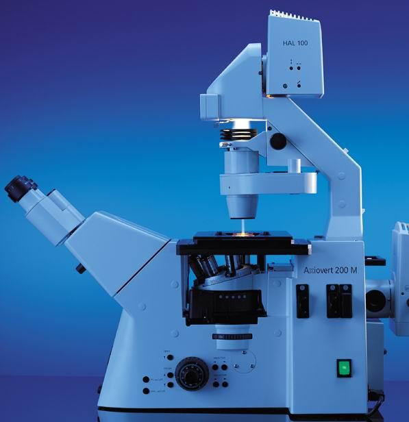 中国生物器材网--德国蔡司倒置生物显微镜--性能参数