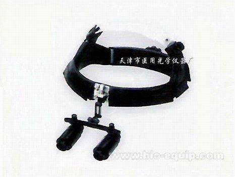 型大视野棱镜式手术放大镜
