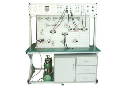 中国生物器材网--气动plc控制综合教学实验台--性能