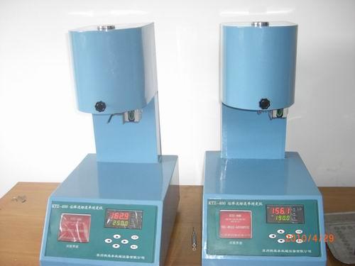 中国生物器材网--熔融指数仪,熔体流动速率测定