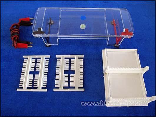 中国生物器材网--琼脂糖水平电泳槽--性能参数