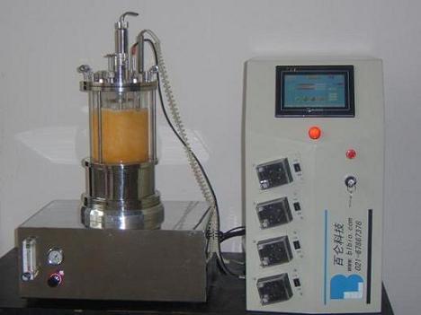 中国生物器材网--离位灭菌磁力搅拌玻璃发酵罐--性能