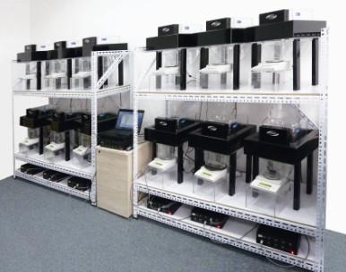 中国生物器材网--多通道小动物代谢监控系统--性能