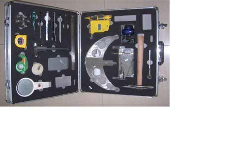 锅炉压力容器检测专用工具箱