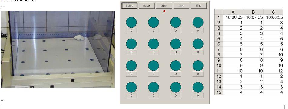 中国生物器材网--zs-qpt型强迫游泳实验视频分析系统