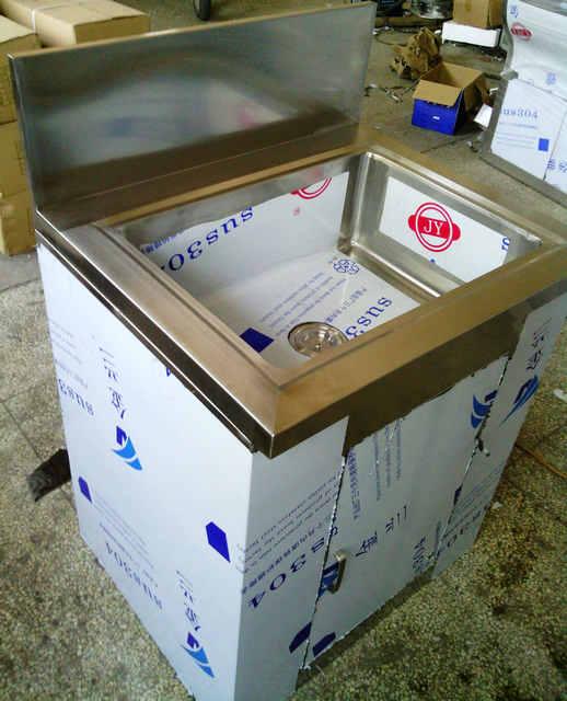 中国生物器材网--医用洗手池