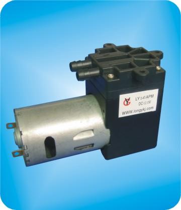 微型高压水泵 微型高压水泵 直流水泵图片