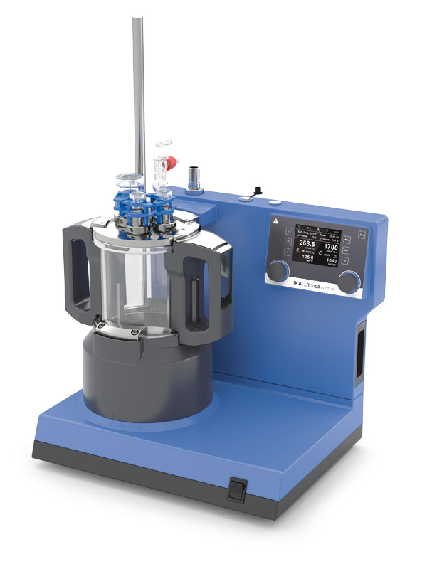 德国IKA LR 1000 控制型实验室反应器套装