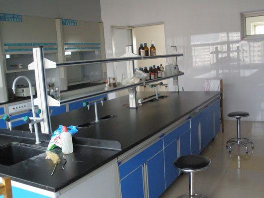 化学实验室设计展示