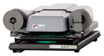 ScanPro 3000 型全自动高清缩微卷片阅读机