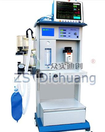 中国生物器材网--多功能动物麻醉机--性能参数