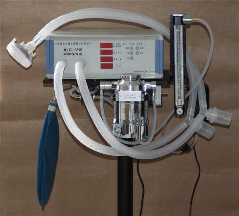 中国生物器材网--大动物麻醉机--性能参数