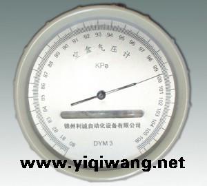 气压表--性能参数图片