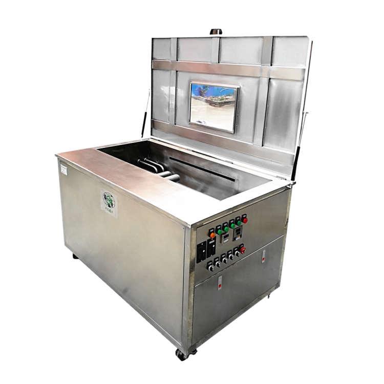 滤芯钛棒专用超声波清洗机
