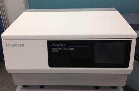 日立Hitachi LSC-8000低本底液体闪烁仪