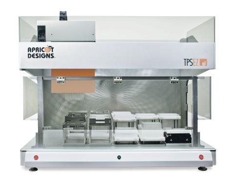 美杏高德TPS EZ全自动核酸提取工作站
