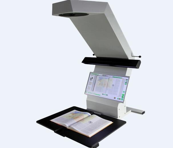 iscan非接触式书刊扫描仪