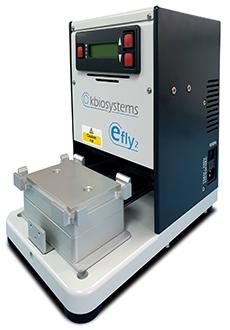 Kbiosystems eFly2半自动封板机