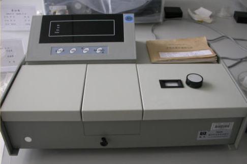 分光光度计操作规程与光谱分析技术