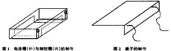中国生物器材网—微型琼脂糖凝胶电泳槽的简易制作