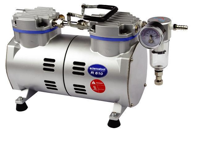无油真空抽滤泵_实验室无油真空泵和油泵的差异及使用上的区别——中国生物器材网
