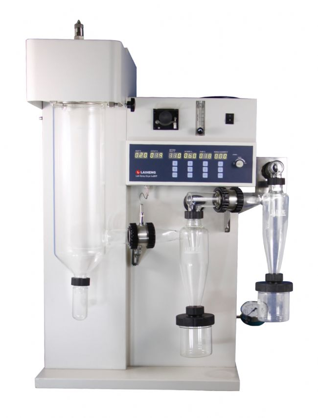 颗粒的微观结构将干燥过程和功能性联系起来。在喷雾干燥过程中形成的典型微观结构取决于干燥速率,并受热气温度、湿度和速度等干燥条件,以及液体浓度、成分和温度等供料条件的影响。 在干燥牛奶雾滴时,雾滴和颗粒中的某些关键要素的传递(如:乳糖分子、乳脂分子、蛋白质分子和水分子转移)仍有些模糊,但是准确的解释可有助于了解微观结构的形成。关键分子的传递对确定已干燥颗粒的表面性能尤为重要。由于在SEM,ESEM,AFM,XPS,FTIR.