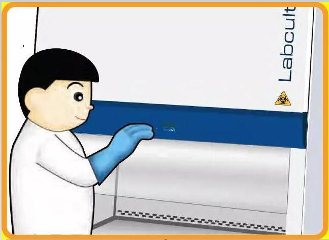 生物安全柜操作访问控制