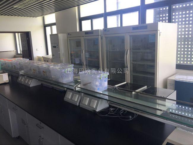 中科都菱2-8℃医用冷藏箱入驻华东理工大学