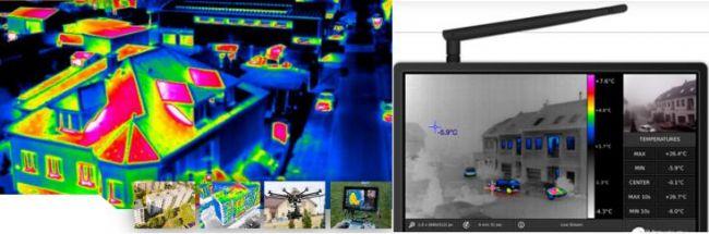 易科泰公司推出EcoDrone®遥感建筑安检方案