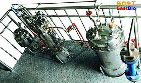 中国生物器材网--气升式不锈钢发酵罐--性能参数