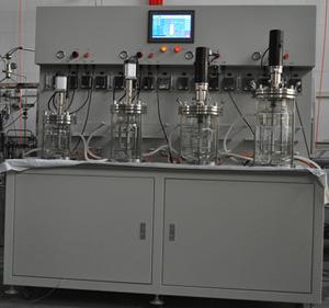 中国生物器材网--双臂玻璃发酵罐(多级)--性能参数