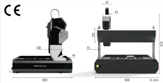 派玛迪格小型自动化PCR/qPCR反应体系建立系统 ACSIA PCR Edition能在5分钟内完成设定的整个PCR/qPCR体系建立操作。另外,归功于创新系统的孔选择功能,用户能非常灵活并快速地改变PCR/qPCR设定。该系统的自动化,和移液头,为您带来高准确度和重复性的操作。从而得到更高质量的产物。 ACSIA XS PCR Edition系统,8 SBS大小,配备250ul 1-通道移液头。PrimaController II软件,为用户提供更贴心,更智能的全方位管理,如逼真的交互式观察界面,预设