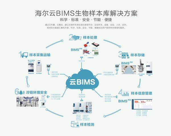 云BIMS整体解决方案