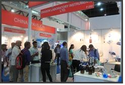 2015印度慕尼黑科学仪器及实验室设备展