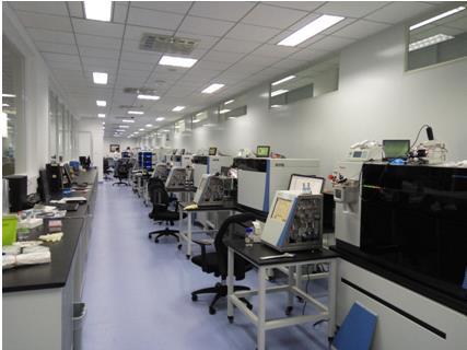国家蛋白质科学中心(北京)质谱实验室