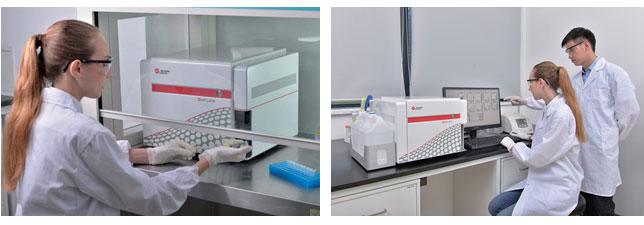 贝克曼库尔特公司是世界上最大的生化分析仪器生产商之一,是生命科学研究仪器的先驱,提供一系列为医疗研究、药品开发及生物科技研究设计的系统。我们在研制高精度的生化科研系统拥有超过60年的经验,是离心机、毛细管电泳仪及自动化药物筛选系统市场上的主要领导者。此外,贝克曼库尔特是分光光度计及酸度计的发明者,而在液体闪烁计数器,及高效液相色谱仪器的制造开发也有很长久的历史。 贝克曼库尔特公司把实验室工序简单及自动化以协助全力对抗疾病。我们公司提供的是一整套生化分析系统,其中包括仪器、试剂、软件及配件。这些系统正在世界