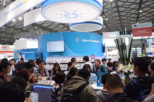 安捷伦科技华丽登场2016慕尼黑上海分析生化展