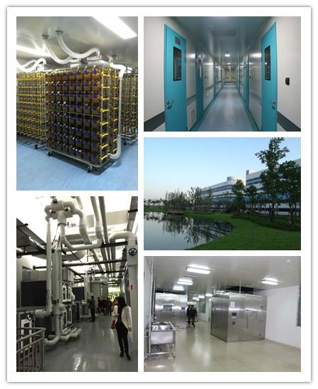 动物中心拥有国际最先进的动物房运行设备设施