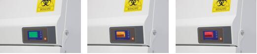 Telstar 14台升级型生物安全柜顺利通过药明康德验收