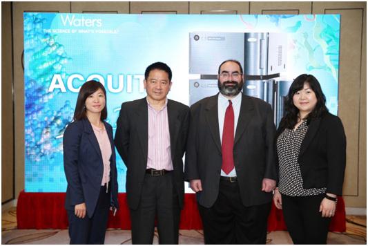 沃特世出席Biocon China并发布ACQUITY Arc Bio系统